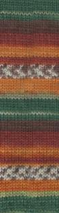4447 м. оранж./зелёный