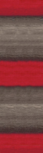 6956 алый/коричневый