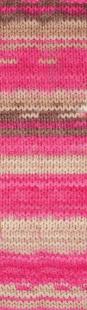 7157 ярко-розовый/т. пудра