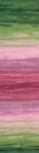 2527 м. розовый/зеленый