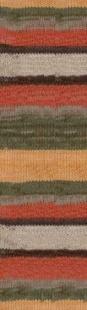 6060 оранжевый/терракот/коричневый