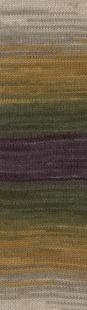5850 зелен.горчиц./бежев./фиолет./