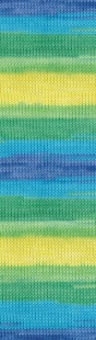 4150 зелёный-василёк