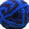 783 синий-чёрный