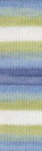 3044 м. зеленый/голубой