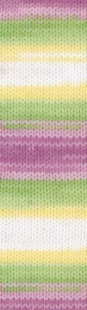 3067 м.зеленый розовый